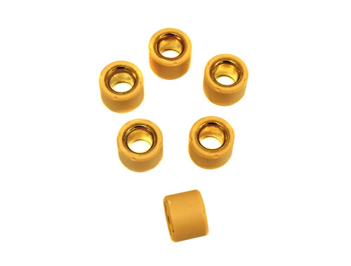 Roller Weight set for GY6 125/150cc engines (18X14mm) - 13 grams (OEM  standard)