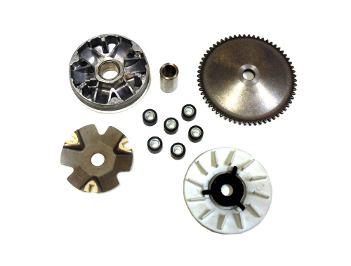 Variator Drive Wheel Assy (CVT) Complete for GY6/QMB139 50cc Engines