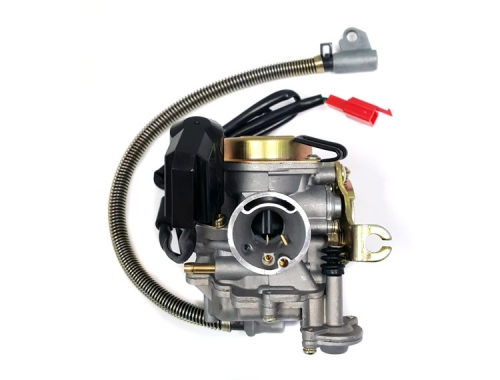 Performance adjustable CARBURETOR for 50/80cc GY6 engines -20mm